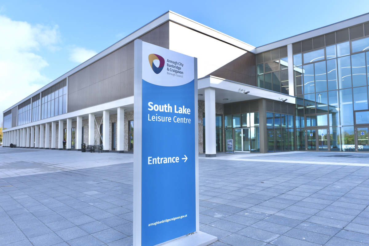 South Lakes Leisure Centre